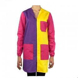 Bata tricolor lila